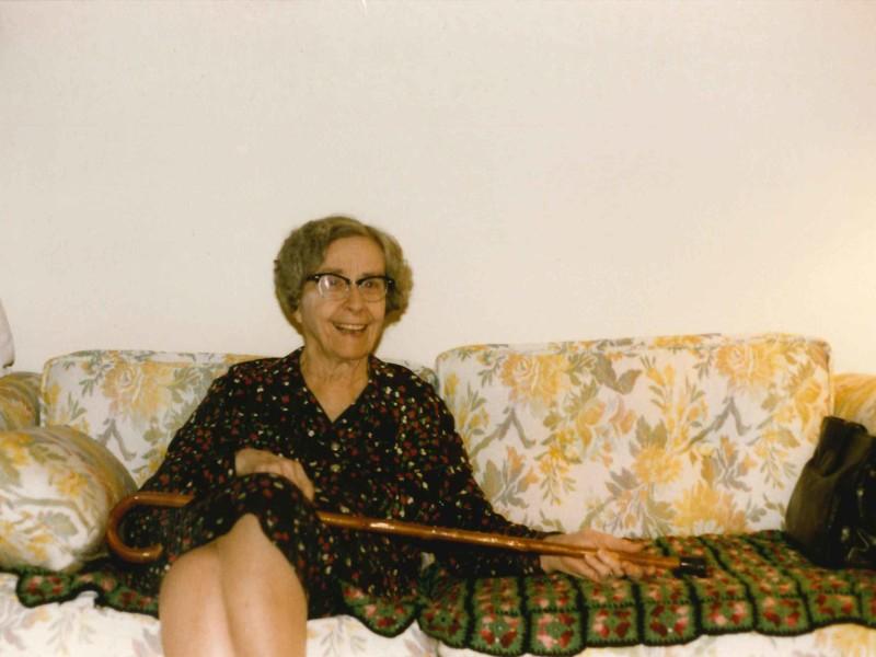 Mrs O'Neill 1987